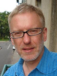 Mariusz Szczygieł writer and journalist