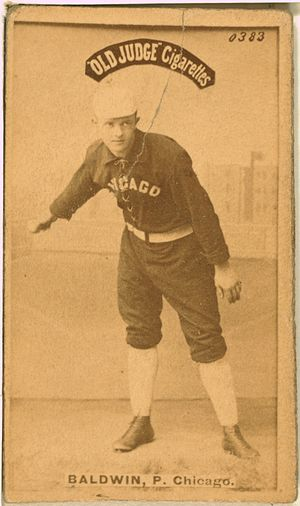 Mark Baldwin (baseball) - Image: Mark Baldwin