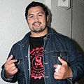 UFC Heavyweight Mark Hunt