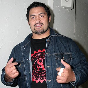 Mark Hunt - Image: Mark Hunt on 22 November 2007