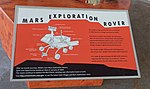 Mars Exploration Rover schematic - Kennedy Space Center - Cape Canaveral, Florida - DSC02351.jpg