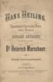 Marschner Hans Heiling Score.png