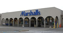Marshalls store Dearborn Michigan.JPG