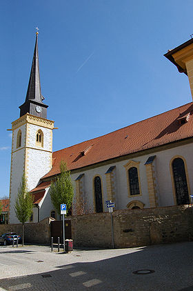 Image illustrative de l'article Église Saint-Martin d'Erfurt