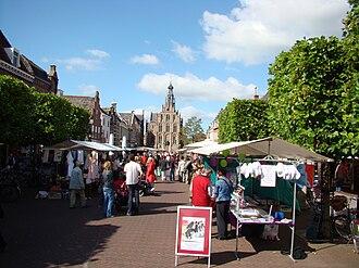 Culemborg - Culemborg market square