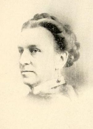 Mary Ashley Townsend - Mary Ashley Townsend, circa 1897