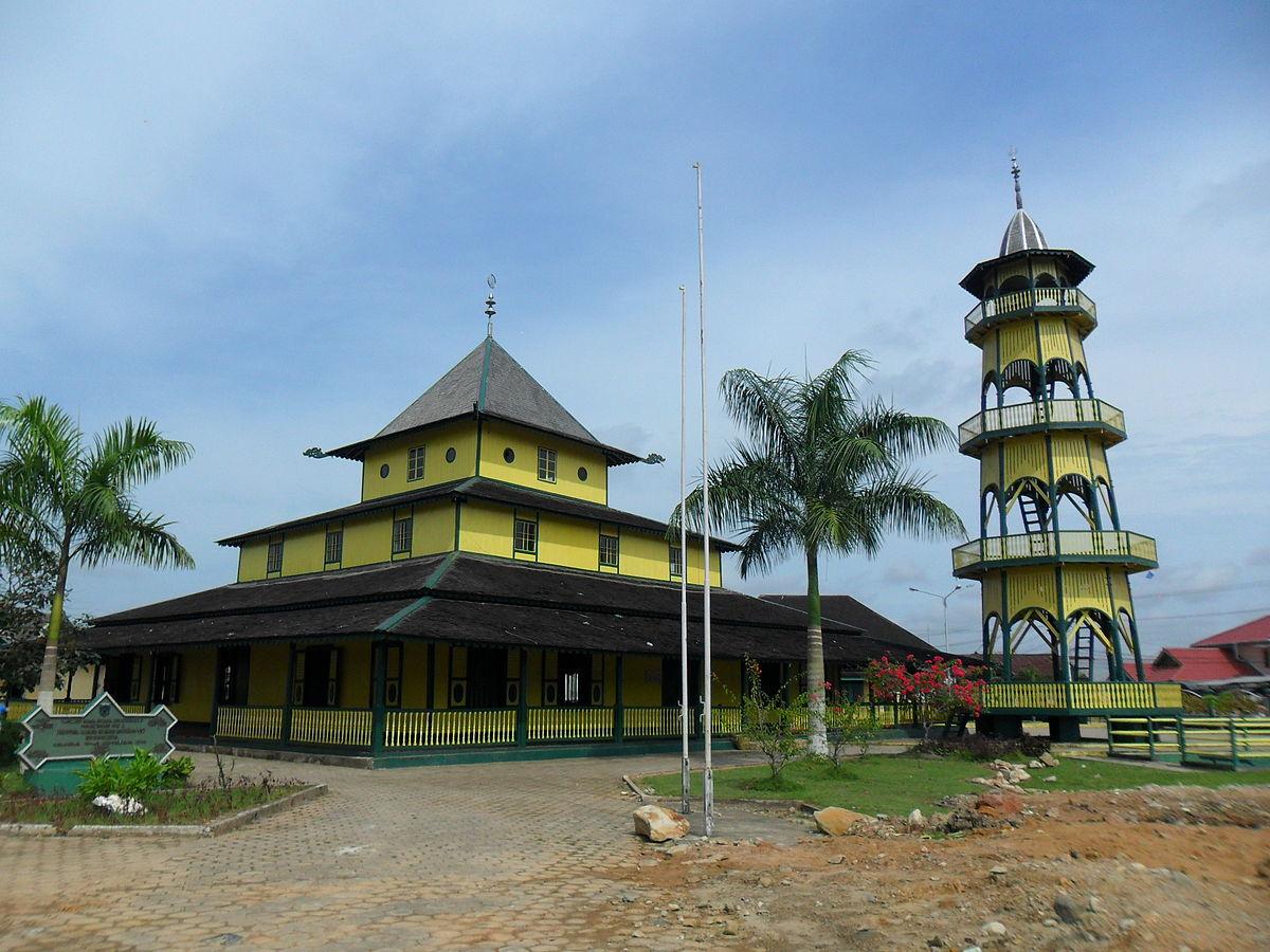 Masjid Shiratal Mustaqiem - Wikipedia bahasa Indonesia