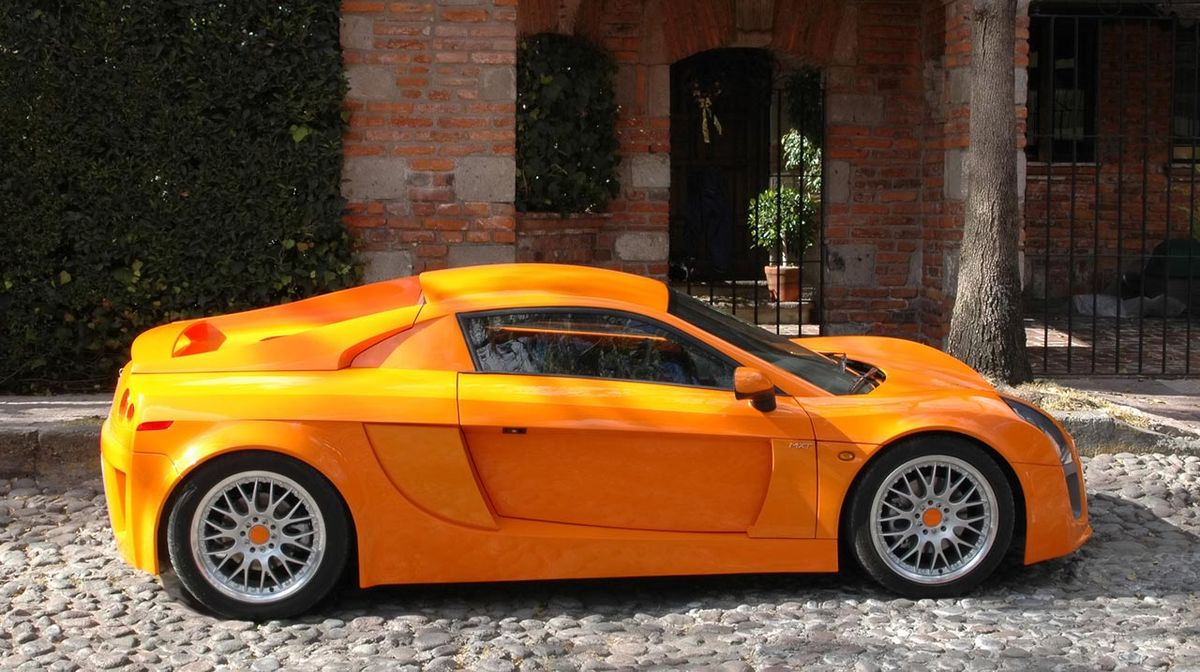 Mastretta MXT Wikipedia - Sports car cost