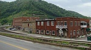Matewan, West Virginia - Matewan, West Virginia.