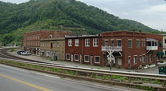 Matewan, West Virginia - Matewan, West Virginia.