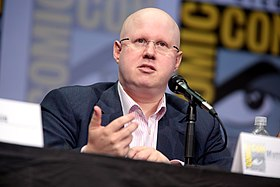 Matt Lucas à la San Diego Comic Con International de 2017