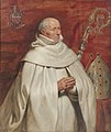Matthæus Yrsselius (1541-1629), abbed ved Sint-Michiels kloster i Antwerpen.jpg