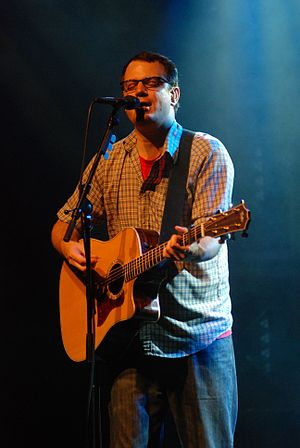 Matthew Good cover