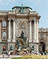 Matthias Fountain in Budapest.jpg