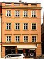 Maximilianstraße 53; Wintergasse 14 Augsburg.JPG