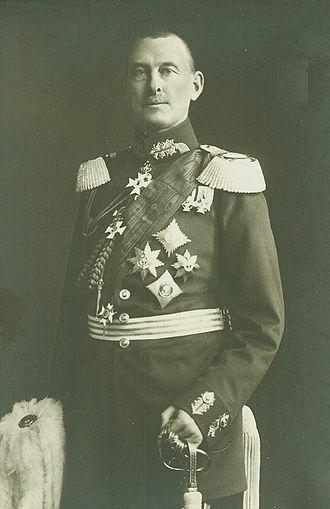 Maximilian von Laffert - Maximilian von Laffert during WWI