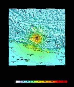 May 2015 Nepal earthquake - Wikipedia