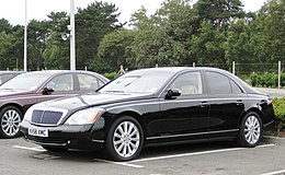 Maybach 57 near Weybridge.JPG
