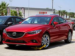 Mazda 6 Wikipedia Wolna Encyklopedia