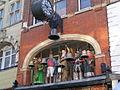 Mechanical Bell ringers on East Gate street - geograph.org.uk - 694090.jpg