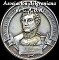 Medalla de la Asociación Belgraniana de CABA.jpg