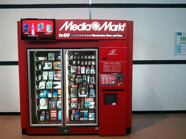 Zentrallager Media Markt