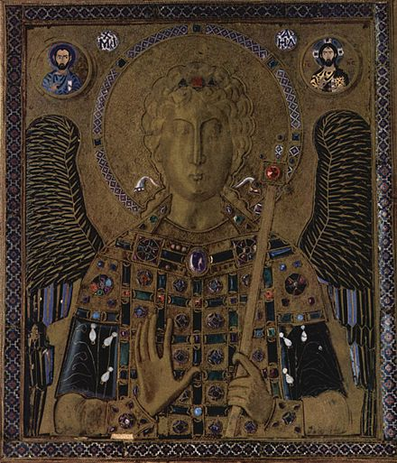 heiliger michael ikone