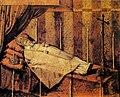 Melich Sigismund III Vasa on catafalque.jpg