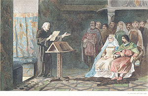 Philippa of Luxembourg - Melis Stoke at the court of count John II of Avesnes, count of Holland and Zeeland.