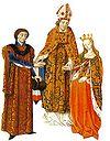 Melisende and Fulk of Jerusalem