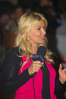 Melissa DiMarco Canadian actress and television personality