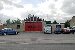 Melksham fire station - geograph.org.uk - 473161.jpg