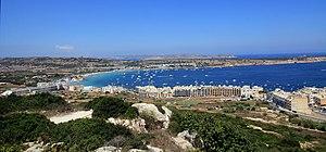 Mellieħa - Mellieħa Bay