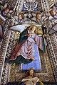 Melozzo da forlì, angeli coi simboli della passione e profeti, 1477 ca., chiodi e martello 01.jpg