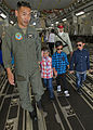 Members of the royal family visit US aircraft and service members at BRIDEX 2013 131204-F-HL283-828.jpg