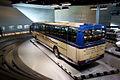 Mercedes-Benz O303 1979 Reise-Omnibus AboveLSideRear MBMuse 9June2013 (14980489051).jpg