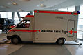Mercedes-Benz Sprinter 313 2001 CDI Rettungswagen LSide MBMuse 9June2013 (14796914000).jpg