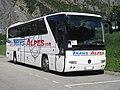 Mercedes-Benz Tourismo (vue avant) - Trans-Alpes (Saint-Jean-de-Maurienne * été 2018).jpg