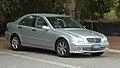 Mercedes-Benz W203 2006.jpg