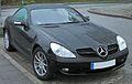 Mercedes SLK 200 K front 20091209.jpg