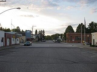 Merrillan, Wisconsin Village in Wisconsin, United States
