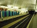 Metro Paris - Ligne 1 - Porte Maillot - Installation facades de quai (10).jpg
