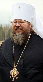 Jonah Paffhausen American archbishop