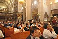 Mexican Catholics at the Metropolitan Cathedral Swine Flu.jpg