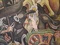 Mexico - Bellas Artes - Fresque Riviera ânes 2.JPG