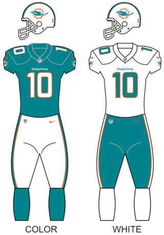 Miami Dolphins National Football League franchise in Miami, Florida