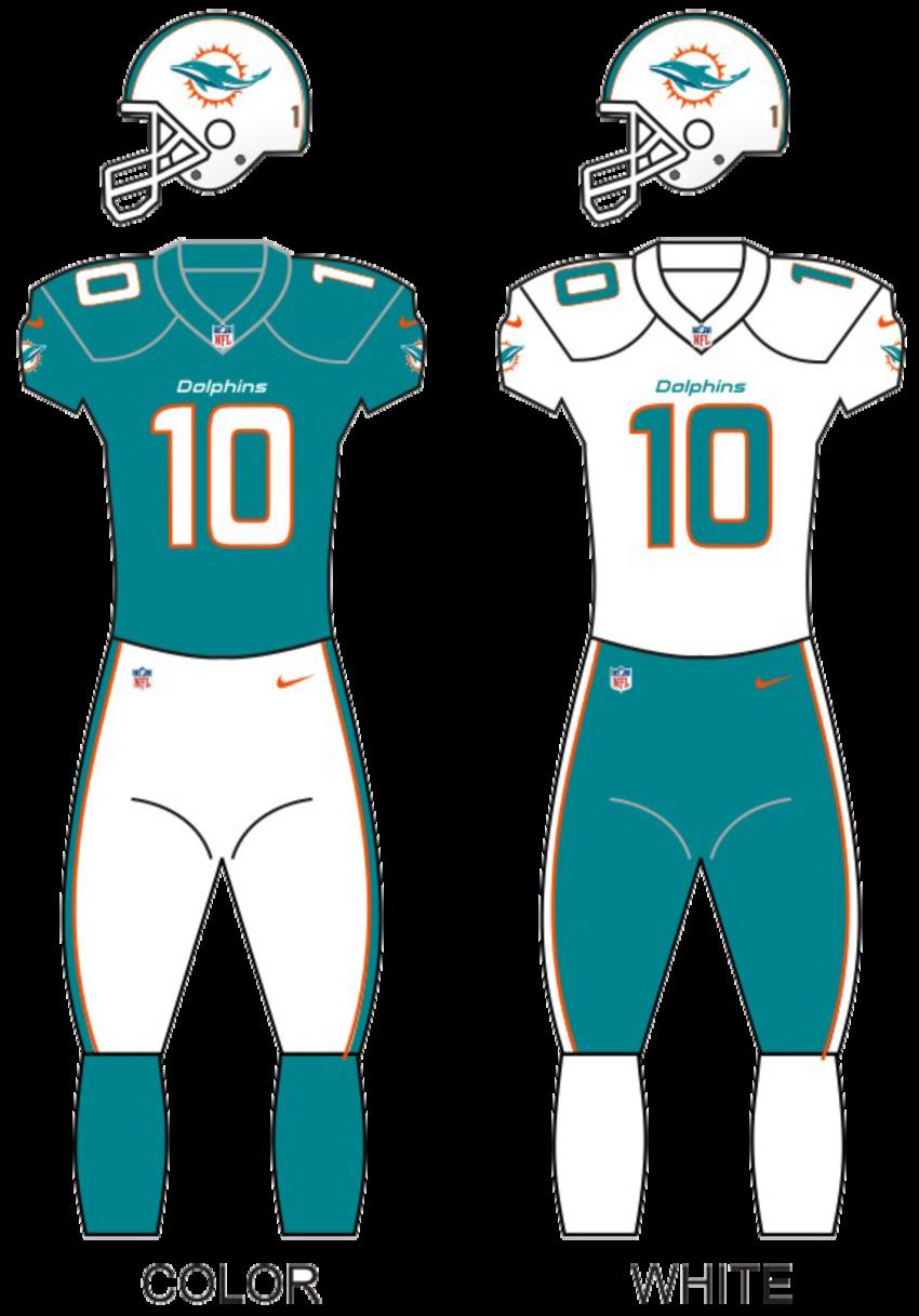 Miamidolphins uniforms13