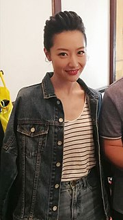 Michelle Bai Chinese actress and singer