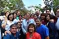 Michelle reafirma su compromiso con la Salud Pública 20 10 2013 (10439553455) (2).jpg