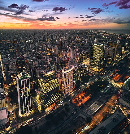 Aerial view of the city skyline. Microcentro, Buenos Aires (40774240522).jpg